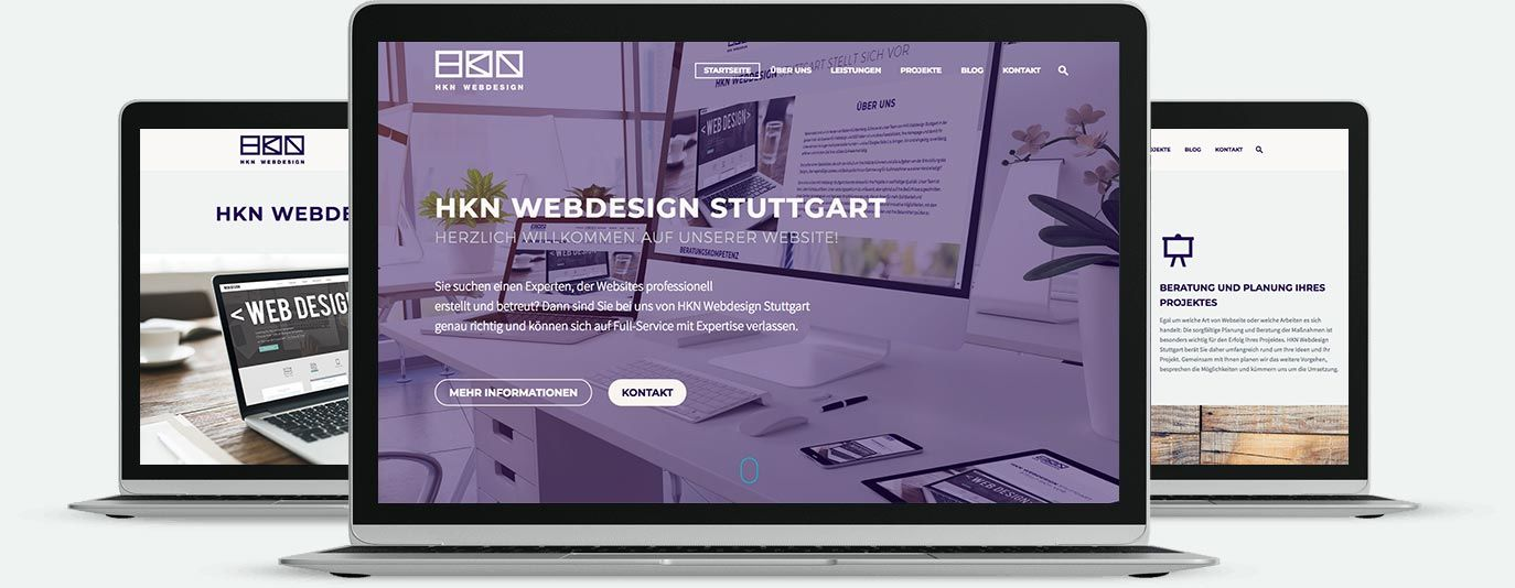 Webdesign Stuttgart